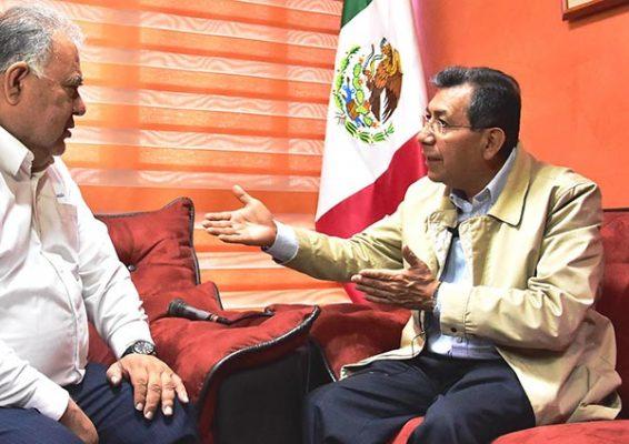 Busca PAC que democracia se materialice: Serafín Ortiz