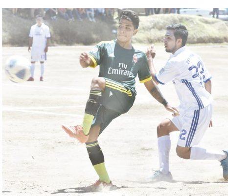 Avanzan a semis Texoloc, Real  Madrid, Tenex y Real Trinidad