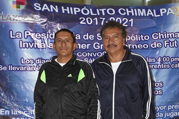 Ponen en marcha liga de futbol siete en San Hipólito Chimalpa