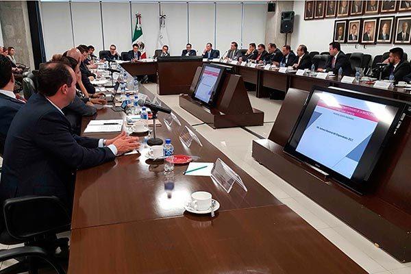 Asiste titular de Sedeco a reunión para competitividad de Mipymes