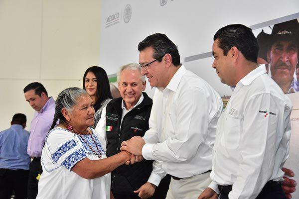 México necesita un campo productivo