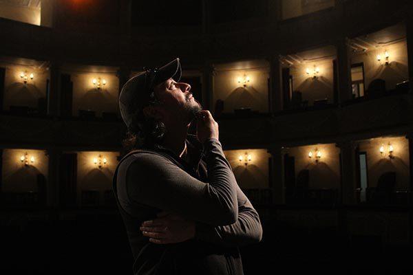 Invita Arturo Pulido al inicio de temporada teatral en Contarte