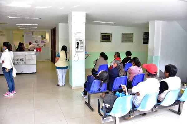 Registra sector salud casi  dos mil enfermos renales
