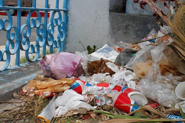 Solo un 4 % de la basura en Tlaxcala tiene reciclado final