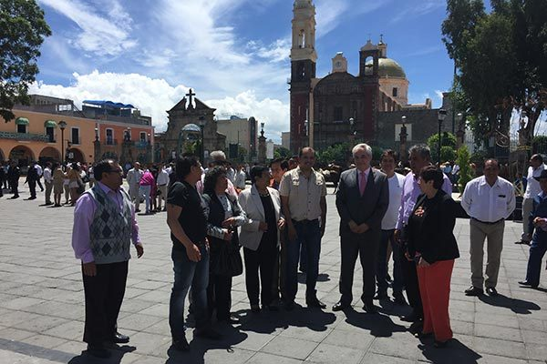 Quieren vecinos de Zacatelco crear museo en memoria de Domingo Arenas