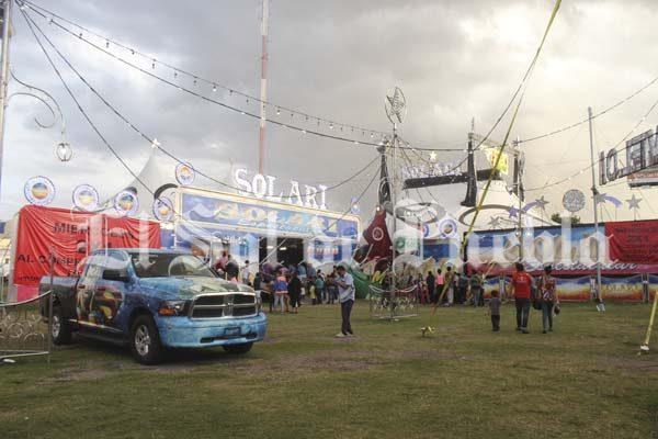 En circo de Puebla hallan a niña que era buscada en Guanajuato