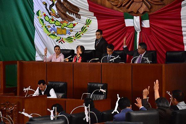 Acepta Tlaxcala reformas a la Constitución federal en materia de justicia cotidiana