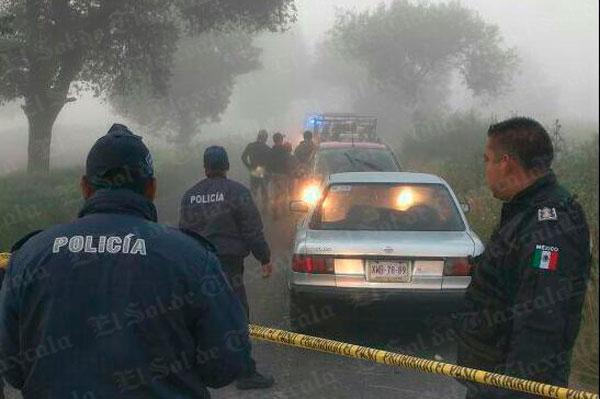 Matan en asalto a comerciante frente a su hija  en Cuapiaxtla