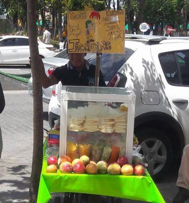 Quitarán ambulantes foráneos de carretilla en Apizaco