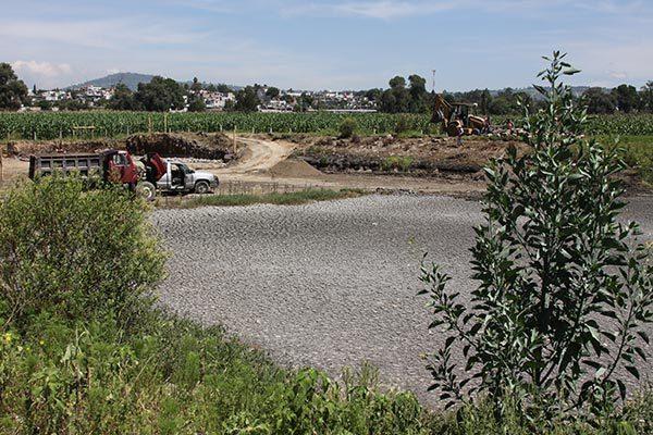 Inician construcción de plantas de tratamiento en Tepetitla e Ixtacuixtla