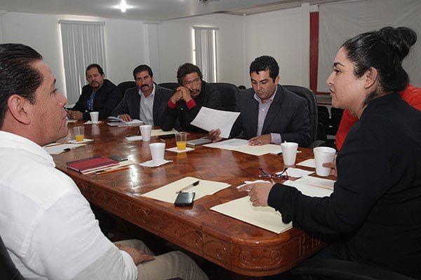Encabeza la Segob reunión con presidentes municipales