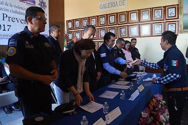 Reprueba elalcalde de Calpulalpan a quienes pretenden afectar la paz y desarrollo de la comuna
