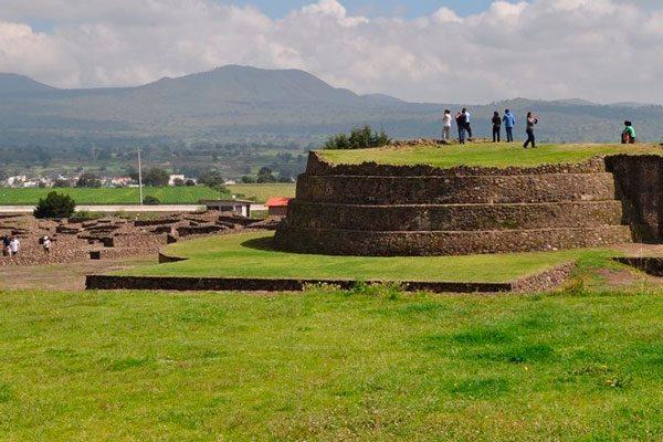 Aumentan visitantes a zona de Tecoaque,en Calpulalpan