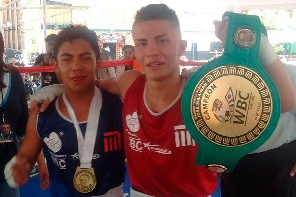 Se le va a Tlaxcala el título de box amateur en CdMX