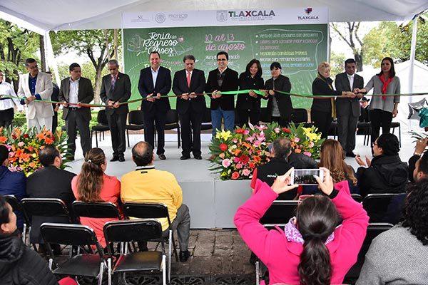 Generará derrama de 1.4 mdp Feria de Regreso a Clases 2017