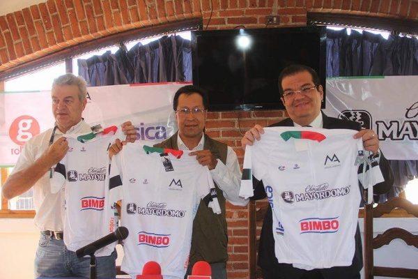 """Presentan la """"Clásica Miguel  Arroyo"""" de 100 y 80 kilómetros"""