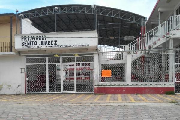 Da delincuencia golpe  a 'bolsillo' de primaria  en Tenexyecac