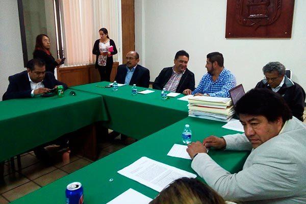 Inicia el Congreso nuevo proceso para delimitar territorios de Chiautempan y Tlaltelulco