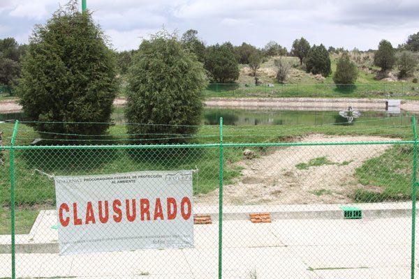 Retira Profepa sellos de clausura en planta de tratamiento de agua en Tetla