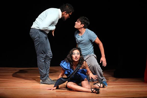 Inicia con dos montajes Muestra Estatal de Teatro