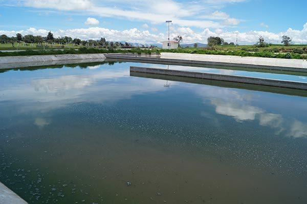 En servicio planta tratadora abandonada por seis años en Calpulalpan