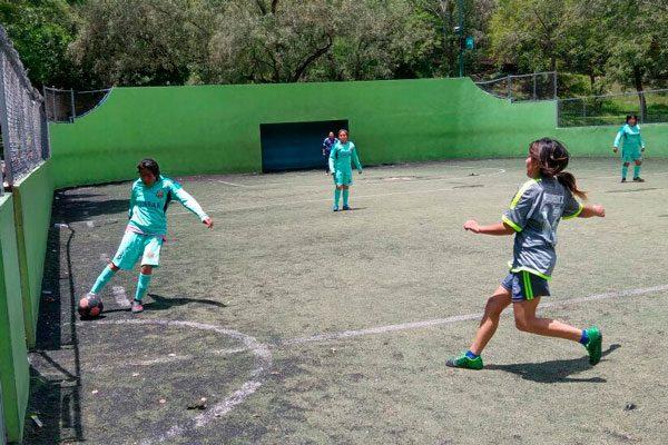 "Definen semifinales femeniles del  torneo ""Xicohténcatl Axayacatzin"""