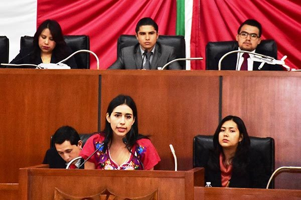 Políticas públicas eficientes, piden jóvenes diputados