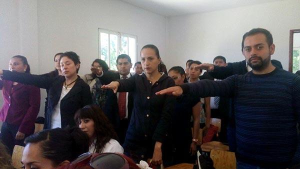 Asigna DGETI plazas docentes obtenidas por concurso de oposición