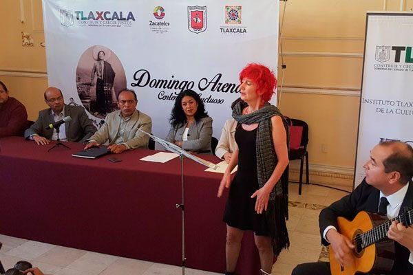 [Video] Preparan homenaje a Domingo Arenas