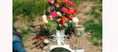 Se quita la vida frente a la tumba de su esposa en Calpulalpan