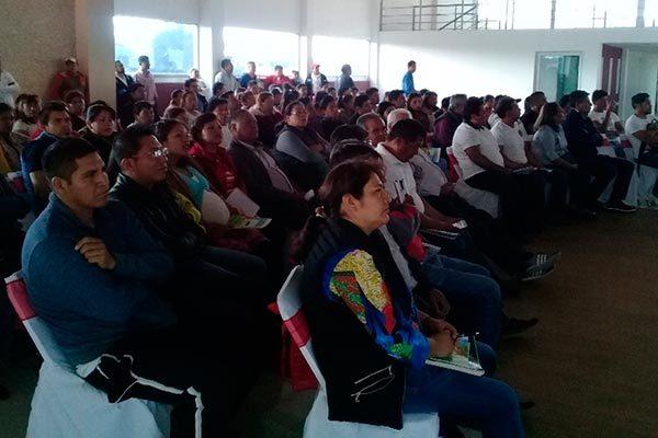Impulsa Semarnat acciones de educación ambiental en comunas