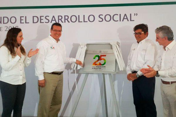 En 25 años la Sedesol ha permitido abatir la pobreza extrema en Tlaxcala