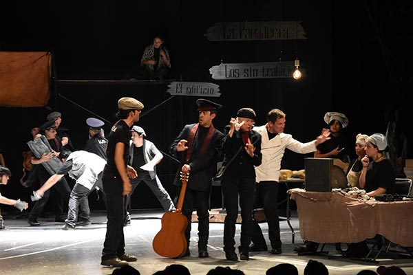 Gana Imprudentes Teatro XII Muestra Estatal 2017