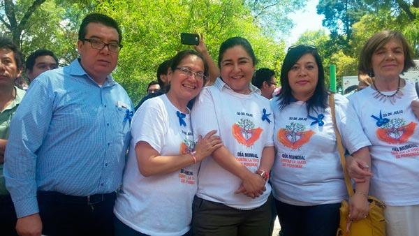 Involucra capital a ciudadanos en lucha contra la trata de personas