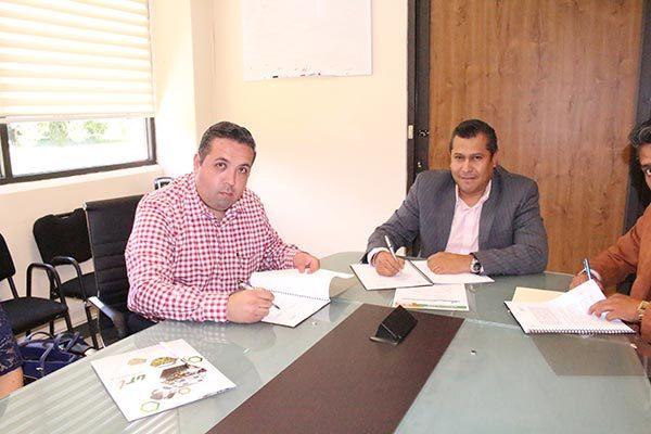 Colaborarán la Oficialía Mayor de Gobierno y UTT