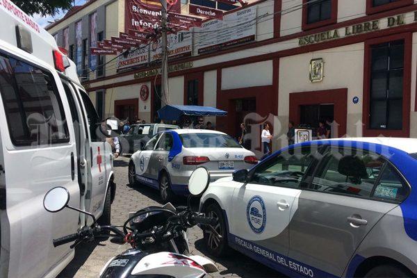 Asesinan a balazos al rector de la Universidad Angelópolis en Puebla