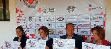 Esperan 800 competidores en carrera atlética de la Cruz Roja