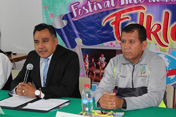 Participan Nicaragua y Argentina en el Festival Internacional del Folklore
