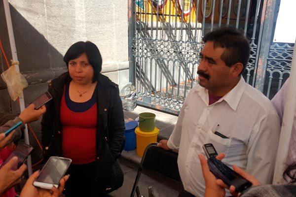 Llama CCL a la sensibilidad política del gobierno para reinstalar a los docentes