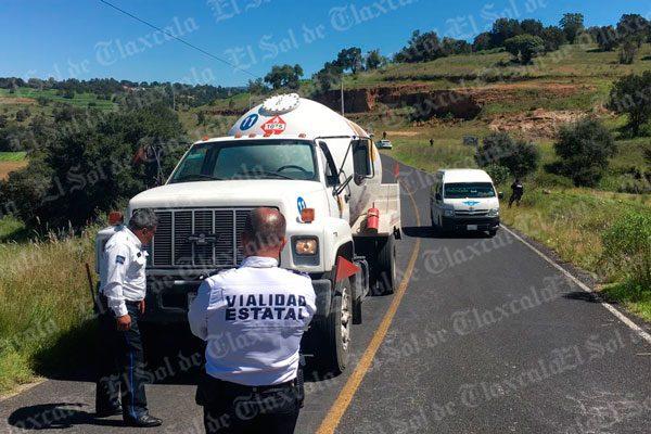 Persecución termina con detención de dos ladrones en Atotonilco, Ixtacuixtla