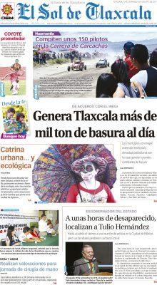 El Sol de Tlaxcala 2017