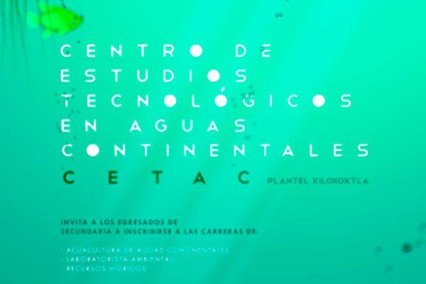 Promueven ingreso al CETAC de Xiloxoxtla