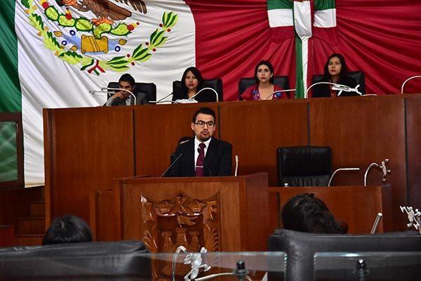Los jóvenes congresistas también hablaron sobre la importancia de fomentar la cultura, la ciencia y la tecnología y combatir efectivamente la trata de personas