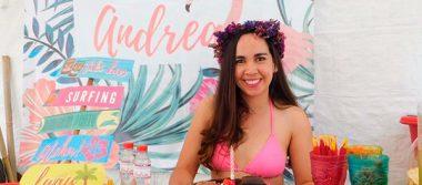 Fiesta hawaiana de Andrea Herreros