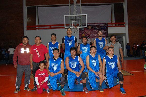 Gana Bears el campeonato de la liga élite en Panotla