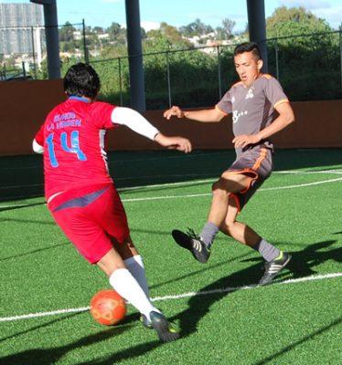Con 20 equipos inicia segundo torneo de futbol rápido Totolac