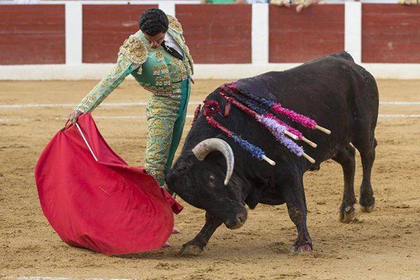 Regresa Gerardo Sánchez de España y lamenta fallar con la espada