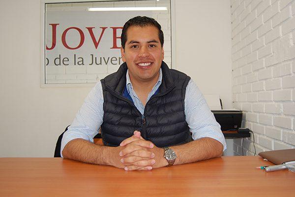 Gana Miguel Ángel Vargas Premio Municipal de la Juventud