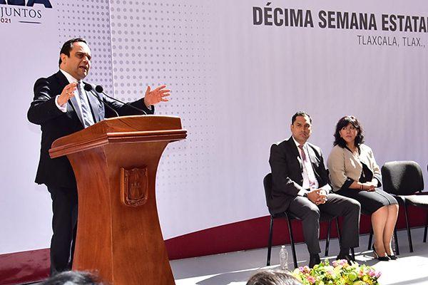 Partidos políticos obligados a dar máximo desempeño en transparencia: Acuña
