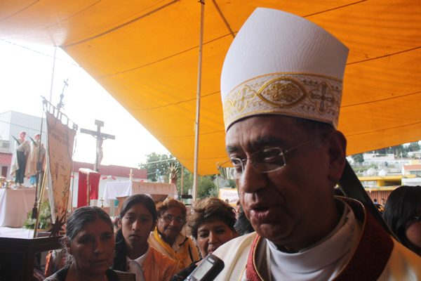 Suspender misas en iglesias  fracturadas, insiste el Obispo